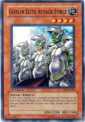 Goblin Elite Attack Force - CRV-EN020 - Super Rare - Unlimited Edition