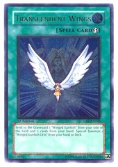 Transcendent Wings - CRV-EN045 - Ultimate Rare - Unlimited Edition
