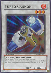 Turbo Cannon - ANPR-EN041 - Super Rare - Unlimited Edition