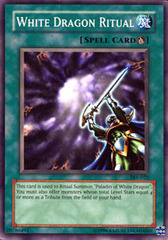 White Dragon Ritual - SKE-025 - Common - Unlimited Edition