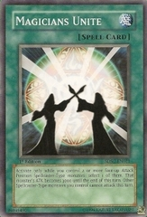 Magicians Unite - SDSC-EN021 - Common - Unlimited Edition