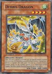 Debris Dragon - DP09-EN004 - Common - Unlimited Edition