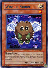 Winged Kuriboh - DP1-EN005 - Rare - Unlimited Edition