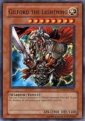 Gilford the Lightning - SDRL-EN006 - Common - Unlimited Edition on Channel Fireball