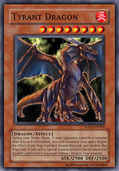 Tyrant Dragon - SDRL-EN009 - Common - Unlimited Edition