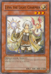 Lyna the Light Charmer - TSHD-EN024 - Common - Unlimited Edition