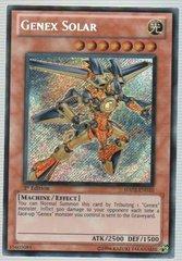 Genex Solar - HA02-EN010 - Secret Rare - Unlimited Edition