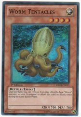 Worm Tentacles - HA03-EN023 - Super Rare - Unlimited Edition