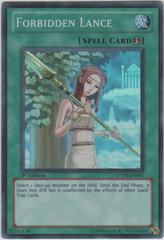 Forbidden Lance - STOR-EN061 - Super Rare - Unlimited Edition