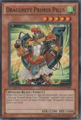 Dragunity Primus Pilus - SDDL-EN009 - Common - Unlimited Edition on Channel Fireball