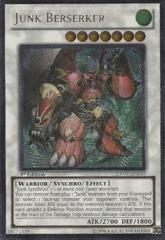 Junk Berserker - EXVC-EN037 - Ultimate Rare - Unlimited Edition