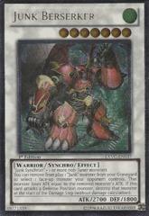 Junk Berserker - EXVC-EN037 - Ultimate Rare - Unlimited Edition