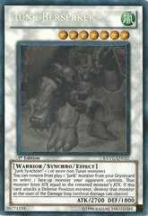 Junk Berserker - EXVC-EN037 - Ghost Rare - Unlimited Edition