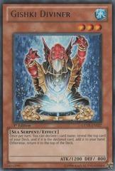 Gishki Diviner - GENF-EN027 - Rare - Unlimited Edition