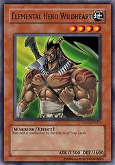Elemental Hero Wildheart - DP03-EN003 - Common - Unlimited Edition