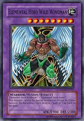 Elemental Hero Wild Wingman - DP03-EN011 - Common - Unlimited Edition on Channel Fireball