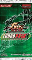 Turbo Pack 4 Booster Pack