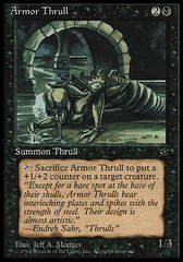 Armor Thrull (Jeff A. Menges) on Channel Fireball