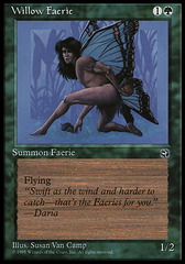 Willow Faerie (B)