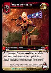 Aleyah Dawnborn
