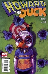 Howard The Duck Vol. 3 1 The Most Dangerous Game Fowl