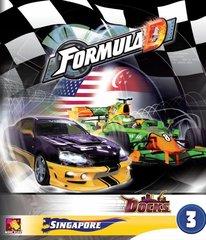 Formula D: Circuits 3 - Singapore & The Docks