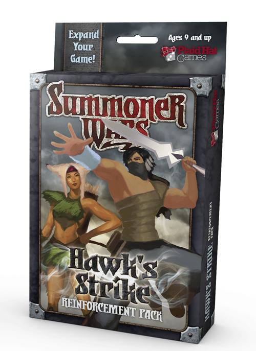 Summoner Wars: Hawks Strike Reinforcement Pack