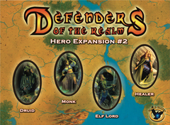 Defenders of the Realm: Hero Expansion #2
