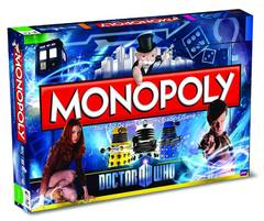 Monopoly: Doctor Who 50th Anniversary