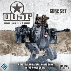 Dust Tactics: Revised Core Set (In Store Sales Only)