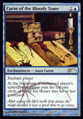 Curse of the Bloody Tome - WPN Foil