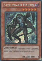 Steelswarm Mantis - HA05-EN047 - Secret Rare - 1st Edition