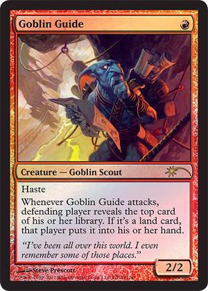 Goblin Guide (Grand Prix Foil)
