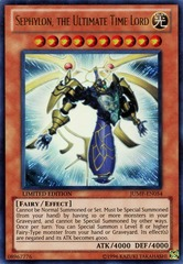 Sephylon, the Ultimate Time Lord - JUMP-EN054 - Ultra Rare - Limited Edition