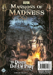Mansions of Madness - 'Til Death Do Us Part - In Store Sales Only