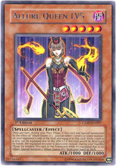 Allure Queen LV5 - CDIP-EN007 - Rare - 1st Edition on Channel Fireball