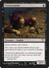 Gravecrawler on Channel Fireball