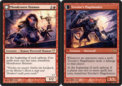 Mondronen Shaman // Tovolar's Magehunter