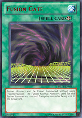 Fusion Gate - Red - DL11-EN016 - Rare - Promo Edition