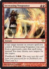 Increasing Vengeance - Foil on Ideal808
