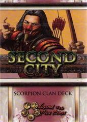 Second City Scorpion Starter