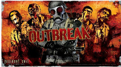 Resident Evil Playmat: Outbreak