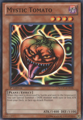 Mystic Tomato - SDDC-EN016 - Common - 1st Edition