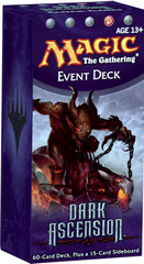 Dark Ascension Event Deck: Gleeful Flames on Channel Fireball