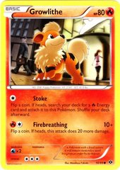 Growlithe - 10/99 - Common