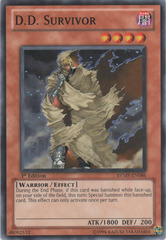 D.D. Survivor - RYMP-EN086 - Common - 1st Edition