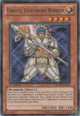 Garoth, Lightsworn Warrior - RYMP-EN101 - Rare - 1st Edition