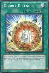 Double Defender - ORCS-EN049 - Common - Unlimited Edition