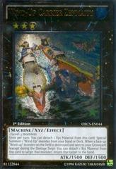 Wind-Up Carrier Zenmaity - ORCS-EN044 - Ultimate Rare - 1st Edition