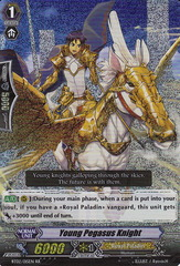 Young Pegasus Knight - BT02/015EN - RR on Channel Fireball